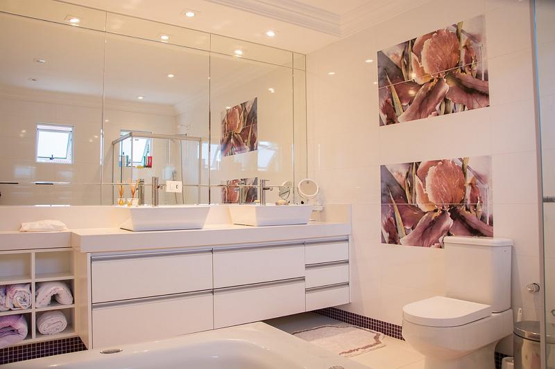 Energiesparen ist auch im Badezimmer möglich.