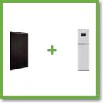 Ein perfektes Team: hybride (PVT) Sonnenkoleektoren und der Wärmepumpe-Solarboiler