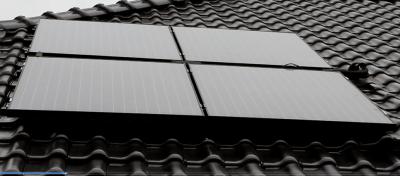 Hybride Solarkollektoren (PVT) sorgen für Strom und Wärme gleichzeitig.